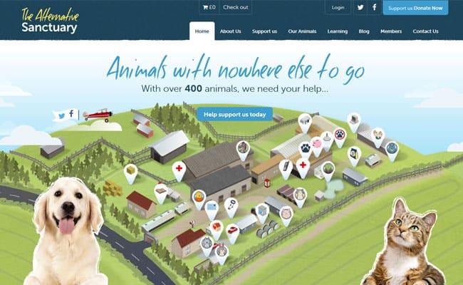 Alternative Animal Sanctuary, Luton