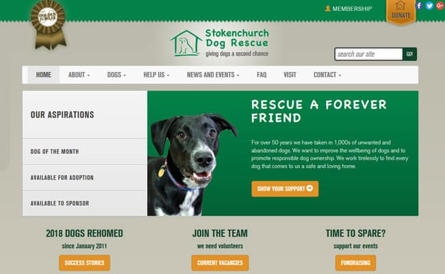 Stokenchurch Dog Rescue, Stokenchurch