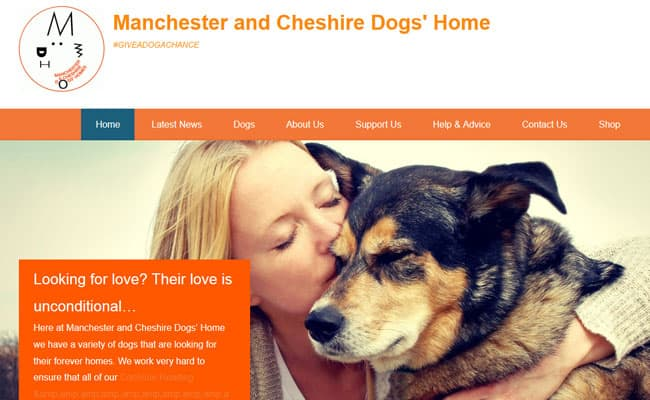 Cheshire Dogs Home, Warrington