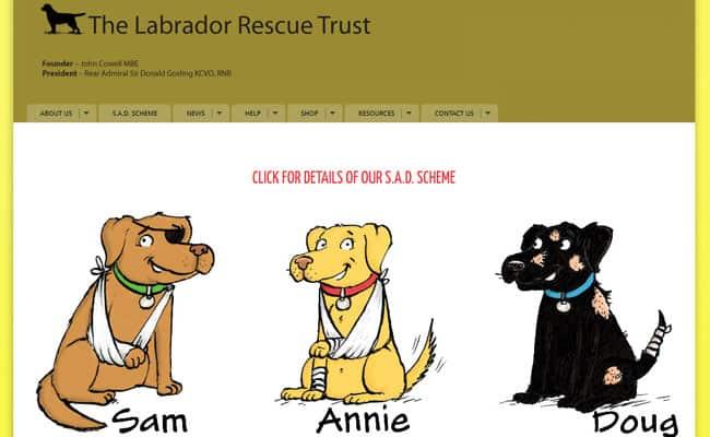 The Labrador Rescue Trust, Liskeard