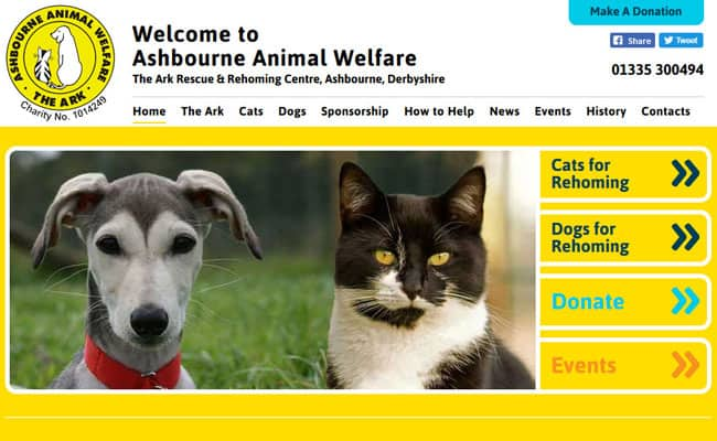 Ashbourne Animal Welfare, Ashbourne