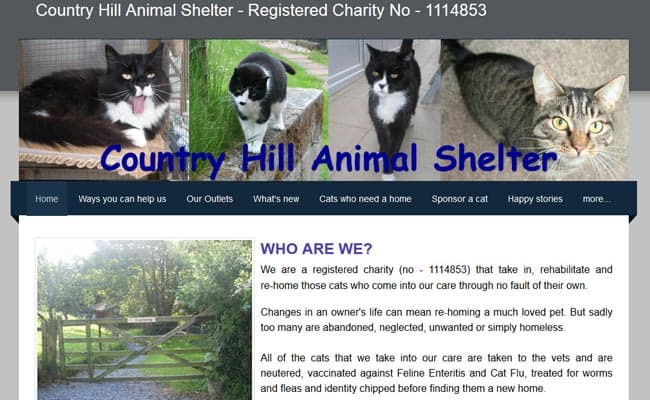 Country Hill Animal Shelter, Kingsbridge