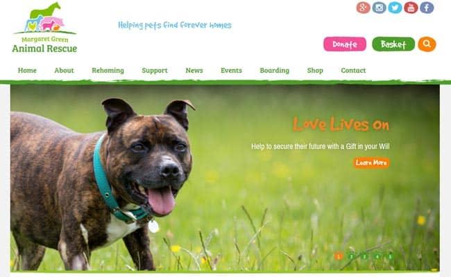 Margaret Green Animal Rescue, Tavistock
