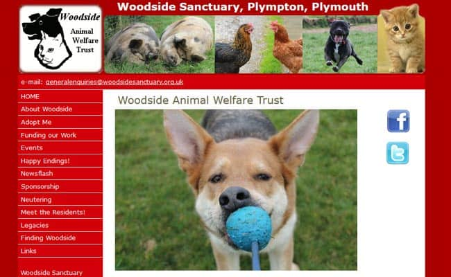 Woodside Sanctuary, Plymouth