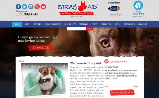 Stray Aid, Durham