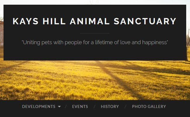 Kays Hill Animal Sanctuary, Bishop Auckland