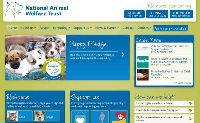 National Animal Welfare Trust, Watford