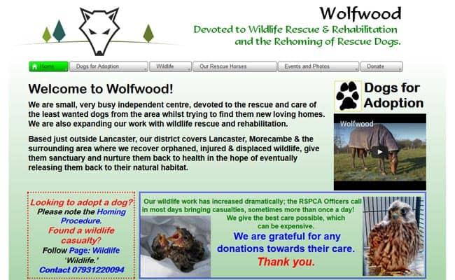 Wolfwood, Lancaster