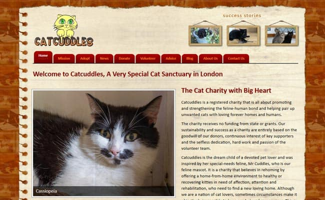 Catcuddles Sanctuary, Abbey Wood