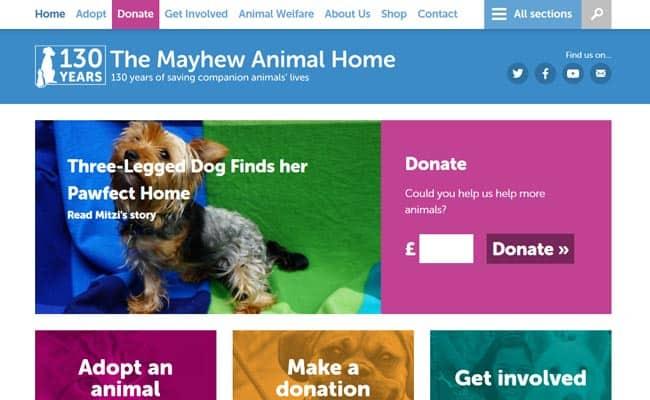 Mayhew Animal Home, Kensal Green