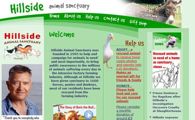 Hillside Animal Sanctuary, Norwich