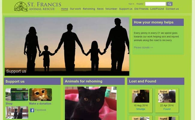 St. Francis Animal Rescue, South Shields