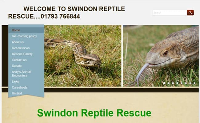 Swindon Reptile Rescue, Swindon