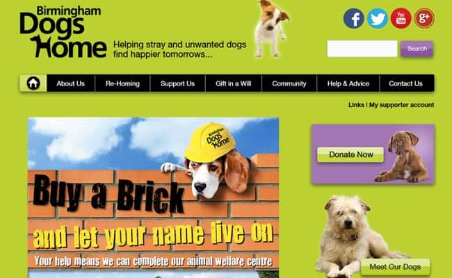 Birmingham Dogs Home, Solihull
