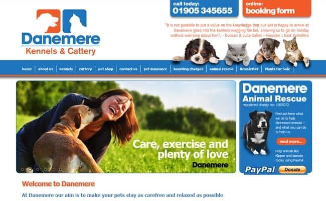 Danemere Animal Rescue, Droitwich