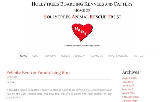 Holly Trees Rescue Centre, Birmingham